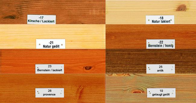 Einige Farbmuster zur Ansicht - Iverson Interriors