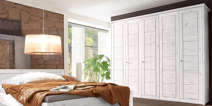 kleiderschrank kiefer massiv holz kiefern m bel. Black Bedroom Furniture Sets. Home Design Ideas