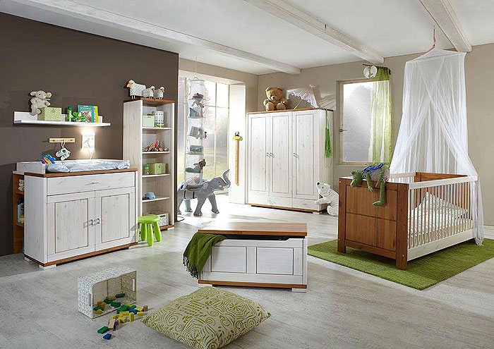 babyzimmer m bel holz. Black Bedroom Furniture Sets. Home Design Ideas
