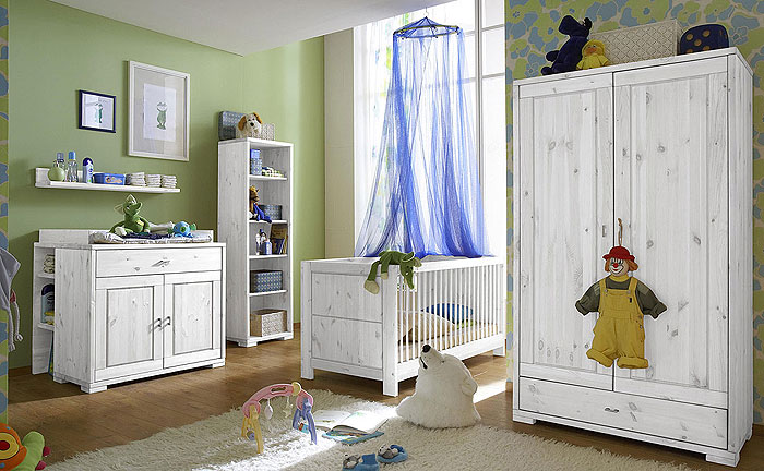babyzimmer kiefernm bel kiefern m bel fachh ndler in. Black Bedroom Furniture Sets. Home Design Ideas