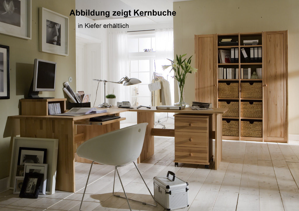 Büromöbel Kiefer massiv - Kiefern Möbel Fachhändler in Goslar ...