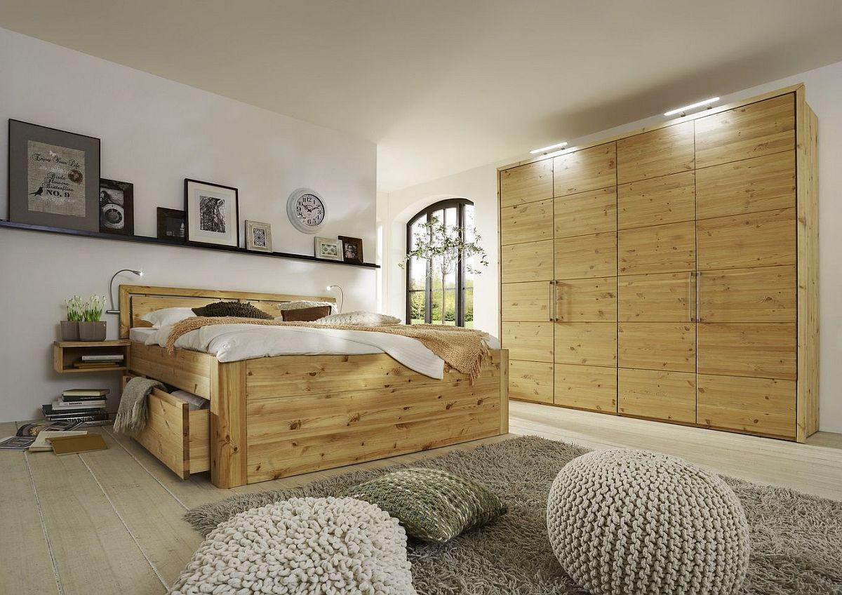 bett mit schubladen echtholz kiefer massiv kiefern m bel fachh ndler in goslar kiefern m bel. Black Bedroom Furniture Sets. Home Design Ideas