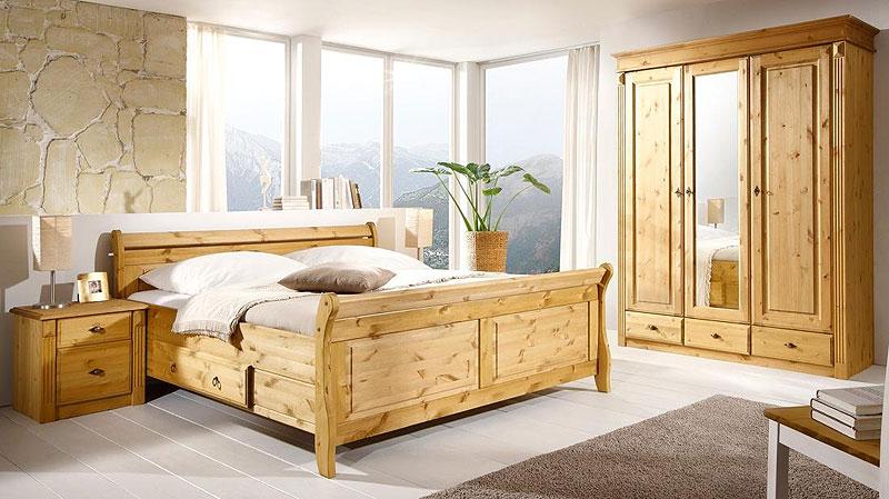 Schlafzimmer Möbel Braun Weiß: Braun Weiß, Schlafzimmer Möbel ... Schlafzimmer Holz Massiv