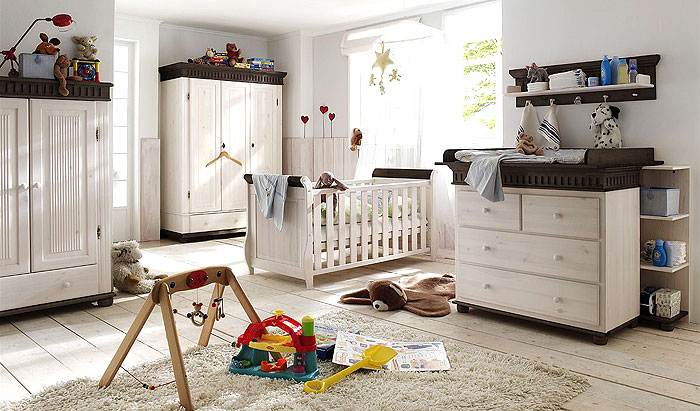 schlafzimmer möbel massivholz weiß: oslo von euro diffusion single ... - Schlafzimmer Weis Massiv