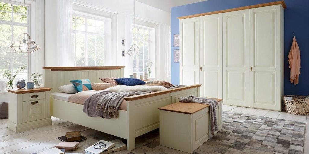 schlafzimmer nordic dreams kiefer massivholz landhaus