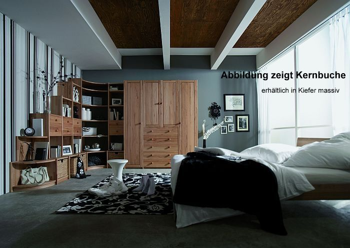 contra kleiderschrank kiefer massiv kiefern m bel. Black Bedroom Furniture Sets. Home Design Ideas