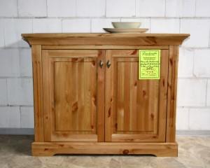 Geschirrkommode Holz
