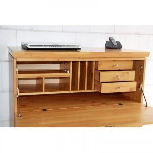 Schreibschränke Holz Buche