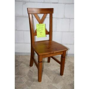 Stühle Kiefer honigfarben