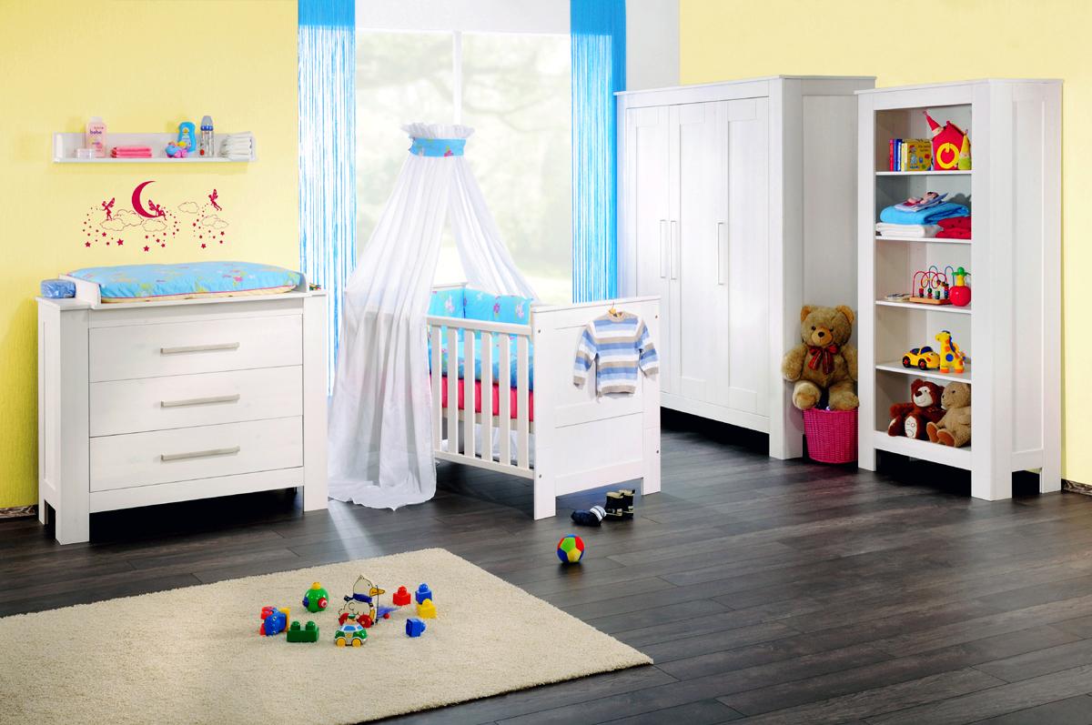 Babyzimmer möbel weiß  Babymöbel Kiefer massiv - Kiefern Möbel Fachhändler in Goslar ...