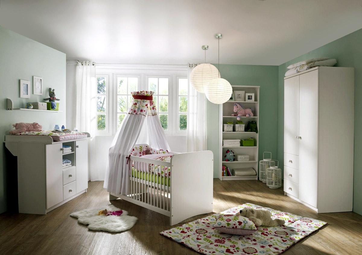 Modernes Babyzimmer babymöbel kiefer massiv kiefern möbel fachhändler in goslar