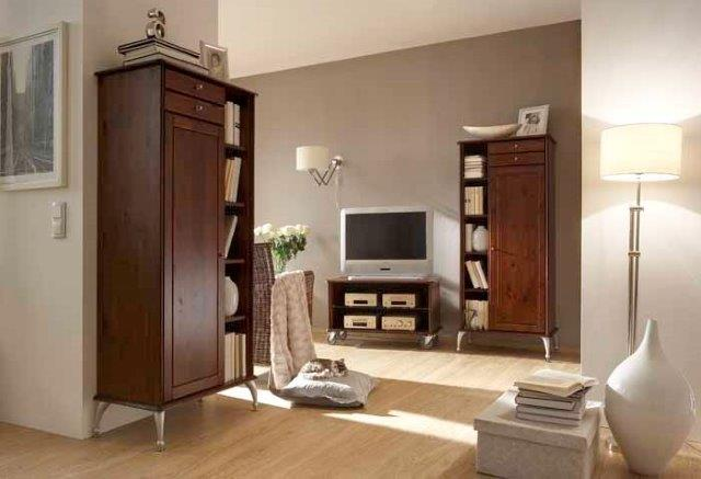 highboard keifer massiv kolonial lackiert
